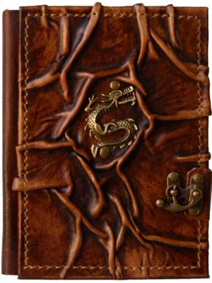 "Notebook small ""Dragon"""