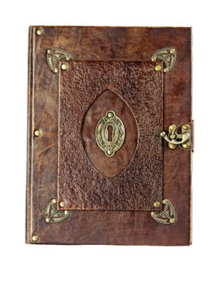 "Special Edition 'Artis Magica' Notebook large ""Keyhole"""