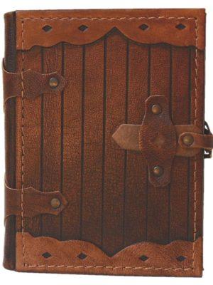 "Large diary ""Sherwood"" - lined"