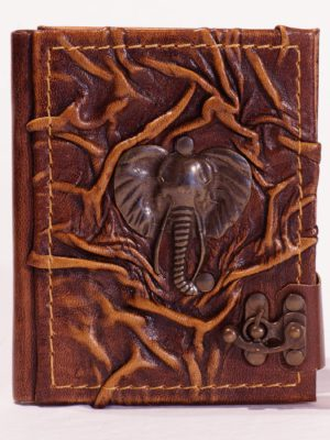 "Notebook small ""Elephant"""