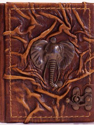 """Notizbuch """"Afrikanischer Elefant"""""""