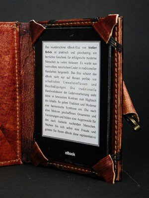 Cases for E-book readers