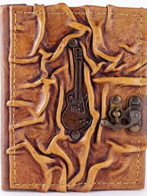 """Notizbuch  """"E-Gitarre"""""""