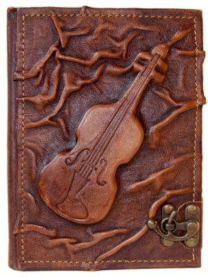 """Notizbuch """"Violine"""""""