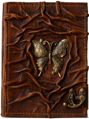 "Notebook large ""Butterfly"""