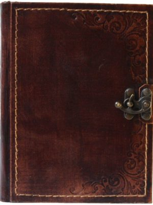 "Tagebuch groß ""Arabeske"", liniert"