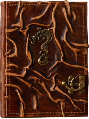 "Notebook large ""Dragon"""