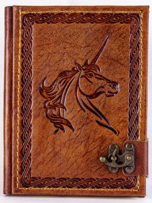 "Notebook medium ""Unicorn"""