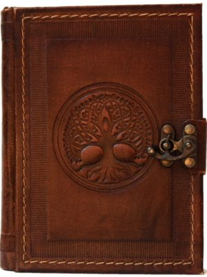 "Tagebuch groß ""Gaia"" liniert"