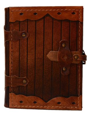 "Large diary ""Sherwood"" - lined"