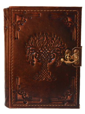 "Large diary ""Yggdrasil"" - lined"