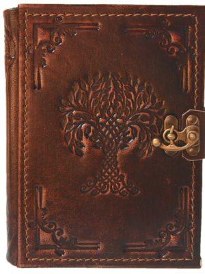 """Tagebuch groß """"Yggdrasil"""" liniert"""