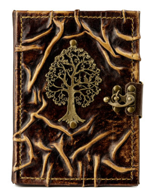 "Notebook large ""Tree of Life"""