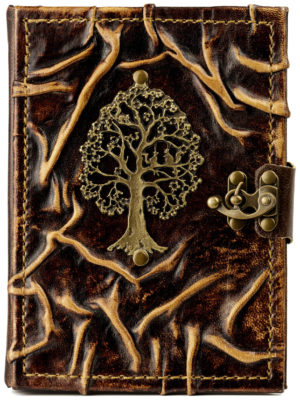 "Ringbuch Kalender ""Baum"""