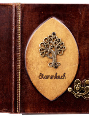 "Stammbuch ""Olivenbaum"""