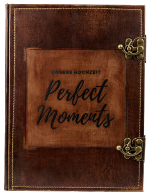 "Gästebuch ""Perfect Moments"""