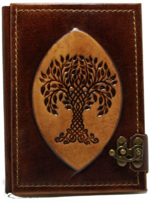"Notebook large ""Yggdrasil"""